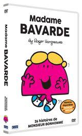 Affiche Madame Bavarde