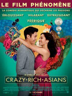 Affiche Crazy Rich Asians