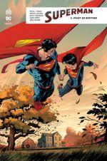 Couverture Point de rupture - Superman (Rebirth), tome 5