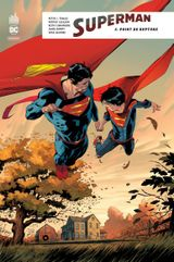Couverture Point de rupture - Superman (Rebirth), tome 5