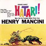Pochette Hatari! (OST)