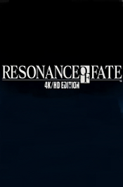 Jaquette Resonance of Fate 4K/HD Edition