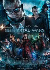 Affiche The Immortal Wars