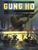 Couverture Colère ( Grand Format ) - Gung Ho, Tome 4.1