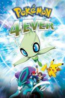 Affiche Pokémon 4ever : Célébi, la voix de la forêt