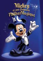 Affiche Mickey et son Orchestre PhilharMagique