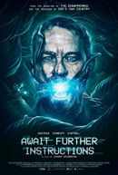 Affiche Await Further Instructions