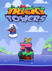 Jaquette Tricky Towers