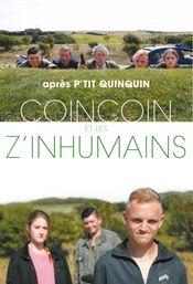 Affiche Coincoin et les Z'inhumains