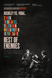 Affiche Best of Enemies