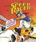 Jaquette Speed Racer in The Challenge of Racer X