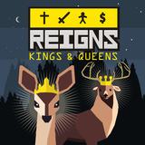 Jaquette Reigns: Kings & Queens