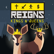 Jaquette Reigns: Kings & Queens