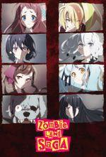 Affiche Zombie Land Saga