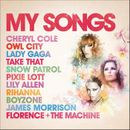 Pochette My Songs 2010