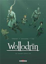 Couverture Les Derniers Héros (2/2) - Wollodrïn, tome 10