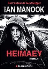 Couverture Heimaey