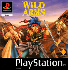 Jaquette Wild Arms