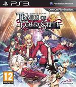 Jaquette The Legend of Heroes : Trails of Cold Steel