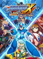 Jaquette Megaman X Legacy Collection