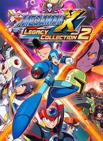 Jaquette Megaman X Legacy Collection 2
