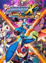 Jaquette Megaman X Legacy Collection 2