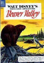 Affiche La Vallée des castors