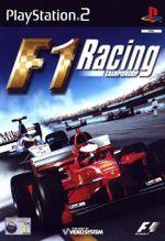 Jaquette F1 Racing Championship