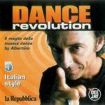 Pochette Dance Revolution, Volume 5: Italian Style