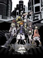 Jaquette The World Ends With You: Final Remix