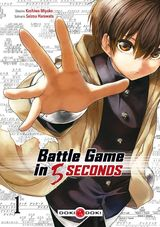 Couverture Battle Game in 5 Seconds, tome 1