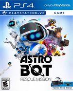 Jaquette Astro Bot : Rescue Mission