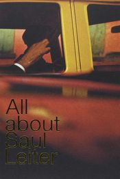 Couverture All About Saul Leiter