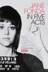 Affiche Jane Fonda in Five Acts