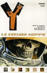 Couverture Un Petit Pas - Y : Le Dernier Homme, tome 3