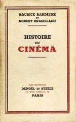Couverture Histoire du cinéma