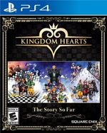 Jaquette Kingdom Hearts : The Story So Far