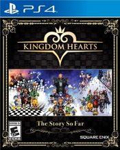 Jaquette Kingdom Hearts: The Story So Far