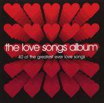 Pochette The Love Songs Album