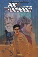 Couverture La Légende retrouvée - Star Wars : Poe Dameron, tome 5