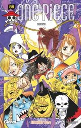 Couverture Lion - One Piece, tome 88