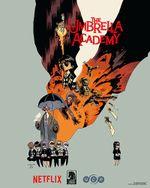 Affiche The Umbrella Academy