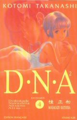 Couverture Constitution - D.N.A², tome 4