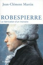 Couverture Robespierre
