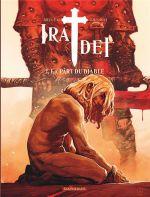 Couverture La Part du diable - Ira Dei, tome 2