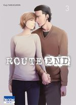 Couverture Route End, tome 3