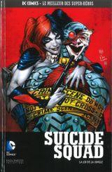 Couverture Suicide Squad : La Loi de la Jungle - DC Comics, Le Meilleur des Super-Héros, tome 81