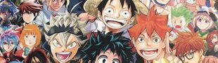 Cover Weekly Shonen Jump a pris en otage mon porte-monnaie (et mon coeur)