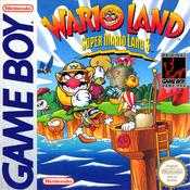 Jaquette Wario Land: Super Mario Land 3