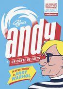 Couverture Andy, un conte de faits